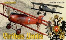 Eduard 1/48 Model Kit 11124 Viribus Unitis (Limited Edition)